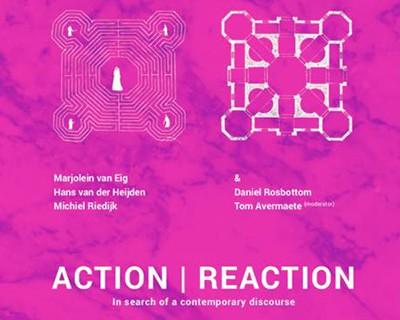Debat Actie en reactie TU Delft