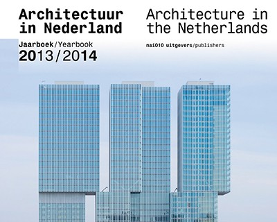 Koepel in jaarboek Architectuur 2014