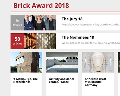 Nominatie internationale Award